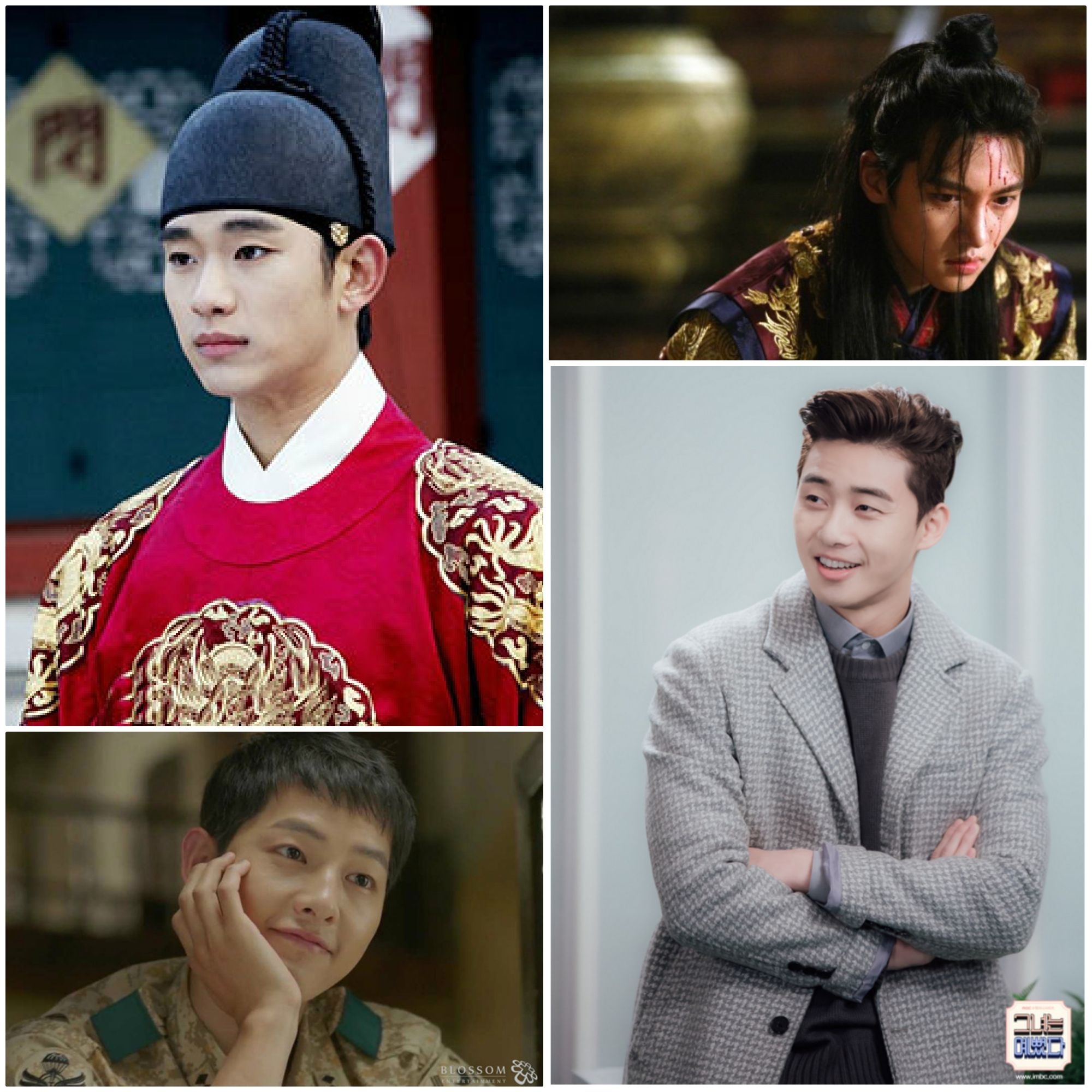 10 classic male characters in Korean dramas from 2010 to 2019