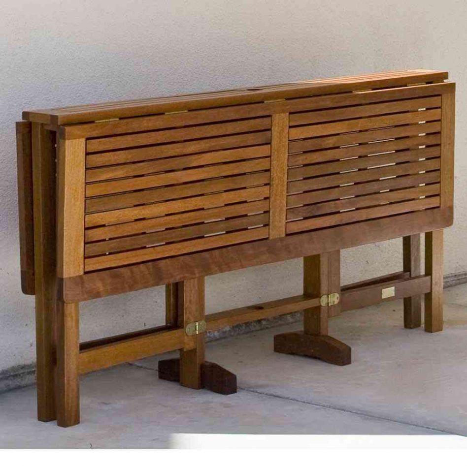 Furniture Folding Wooden Outdoor Chairs Doors Folding Outdoor