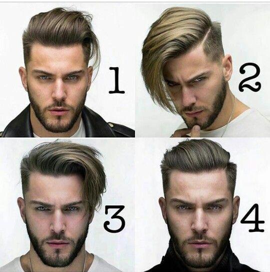 Peinados Con Lineas O Rayas Para Hombres Estilos En 2019