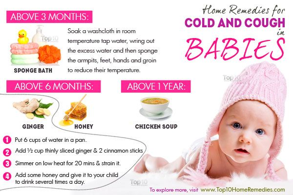 How To Relieve Colds And Coughs In Babies Top 10 Home Remedies Cold Home Remedies Home Remedy For Cough Cold Remedies