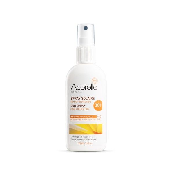 Spray Solaire Bio Spf 30 100ml Ref 3700343046013 With Images