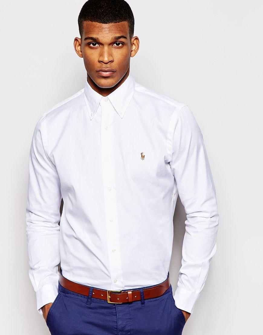 Poloralphlaurensmartshirtinslimfit Polo Shirts Polo