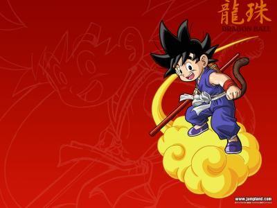 Dragon Ball Cartoons Images Fond D Ecran Goku Manga Fond Ecran