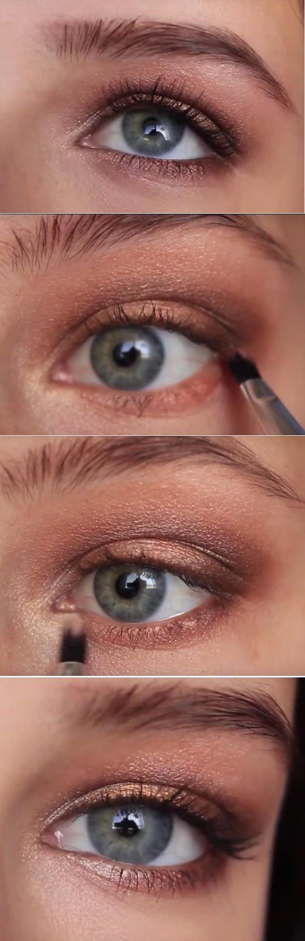 Makeup Tutorials For Blue Eyes Makeup For Blue Eyes A Full Face