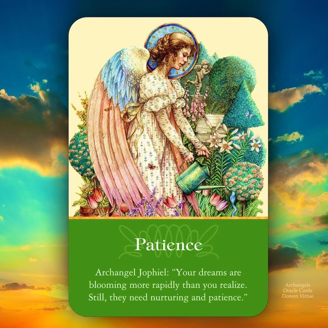 Tirage de carte du jour de Doreen Virtue du 23 03 2017.   Angels + A ... d99de4a1a266