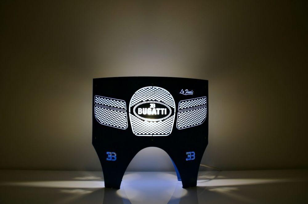 Bugatti led lampe,elegante,Luxus Wohnzimmer Leuchte,original - led lampen wohnzimmer
