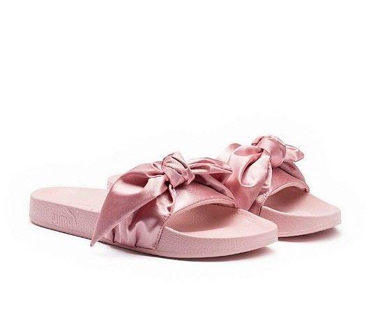 Sandales Cher Puma Sandale Slide FemmeBons Bow Pas JTKlF1c