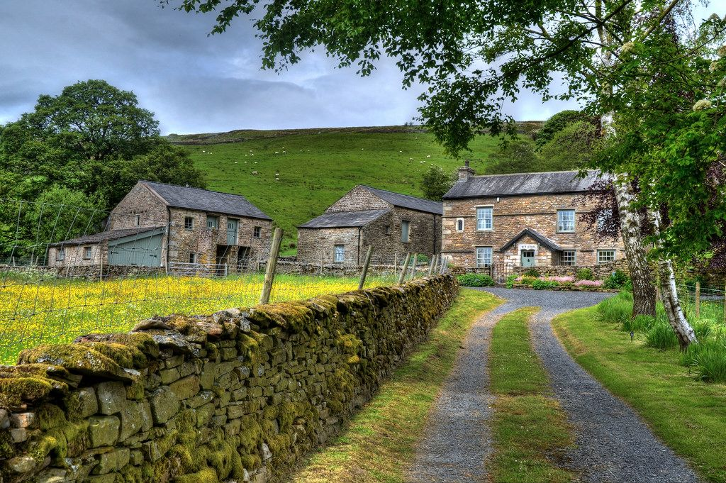 Early 18th Century Farmhouse In Dent Dale With Images