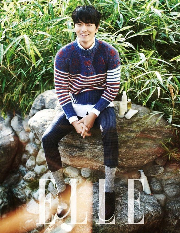 Lee Jin Wook   이진욱   D.O.B 16/9/1981 (Virgo)