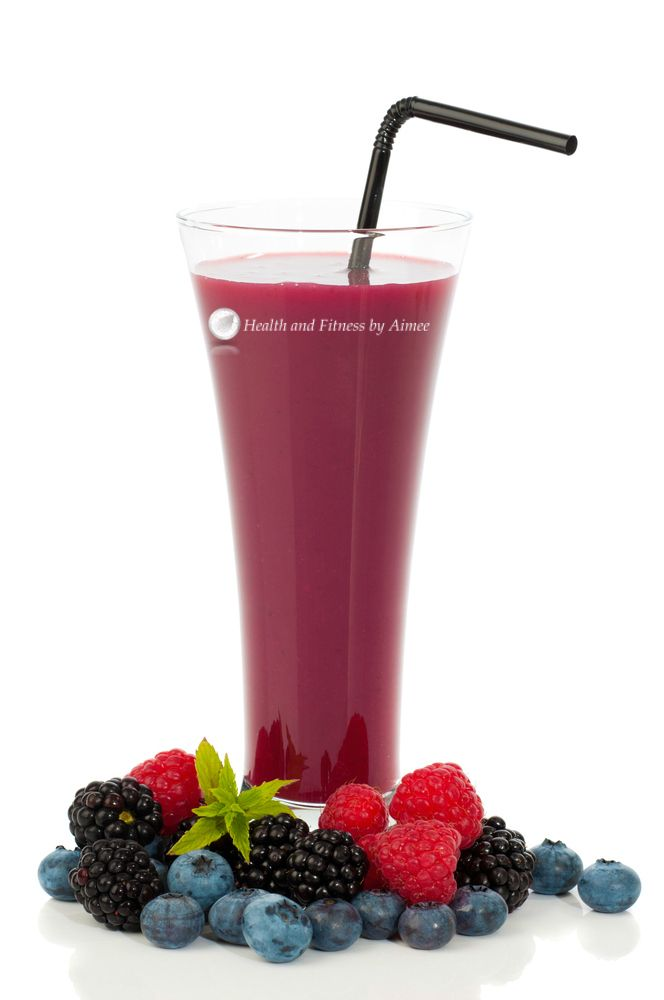 Ingredients: 12 oz water 1 cup spinach 2 cups frozen mixed berries 1/2 cup plain low-fat yogurt 2 scoops vanilla shakeology or powder of your choice 1 tbsp walnuts 1 tbsp ground flaxseed Directions...