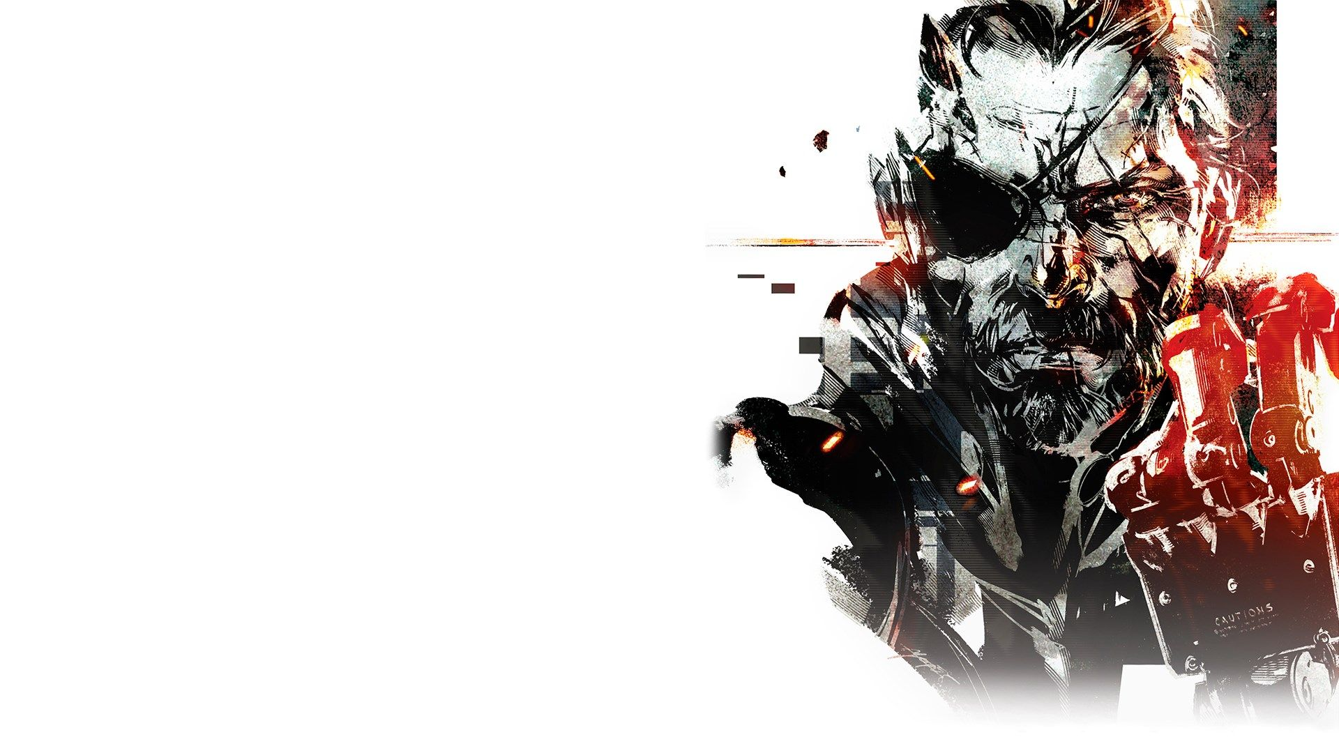 metal gear solid v the phantom pain image desktop nexus wallpaper