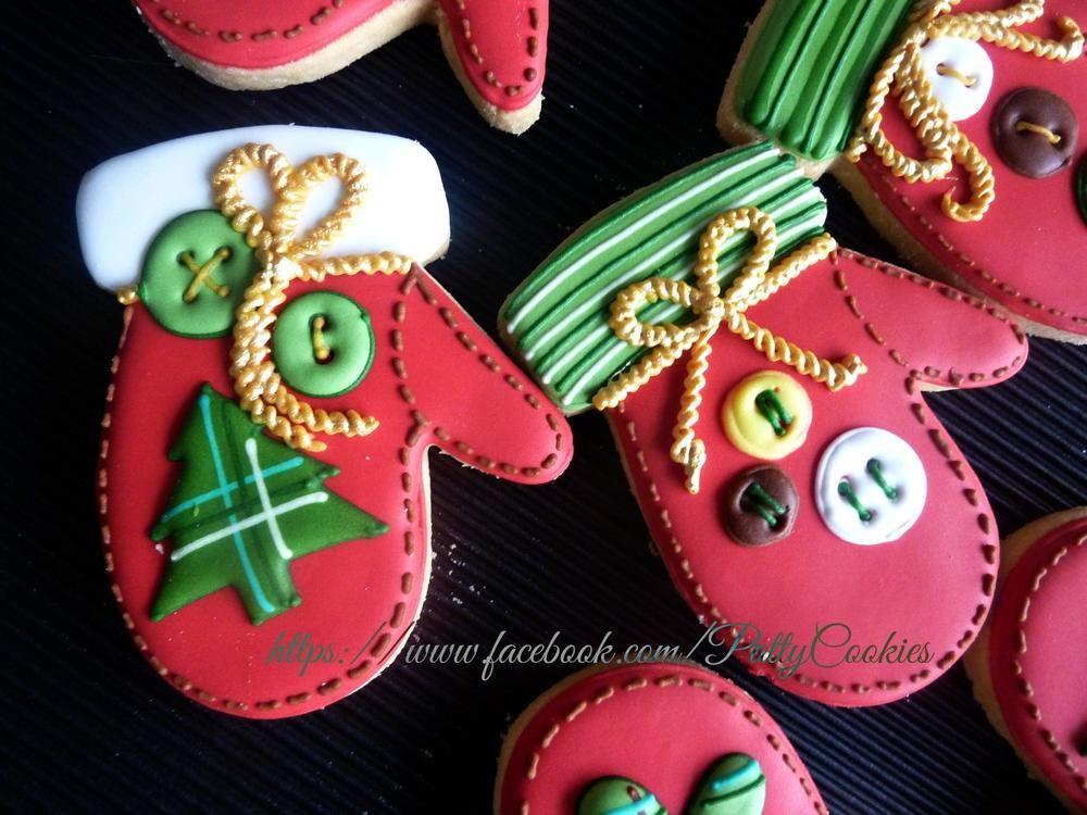 glove cookie connection pern ky rukavi ka iapka pinterest kekse weihnachtskekse. Black Bedroom Furniture Sets. Home Design Ideas
