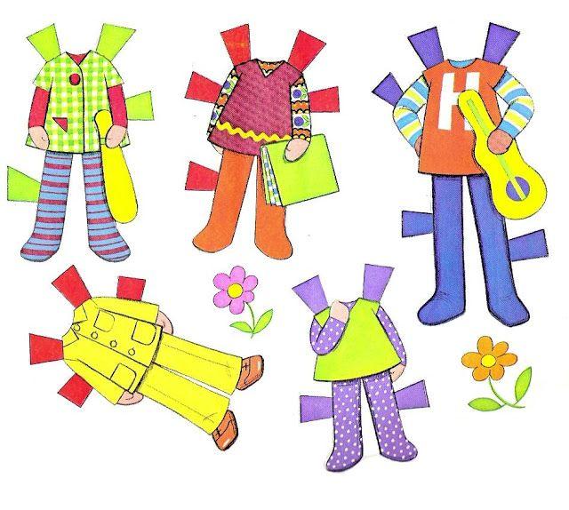 Paper Dolls~Honey Hill Bunch - Bonnie Jones - Picasa Webalbum* 1500 free paper dolls at Arielle Gabriels The International Paper Doll Society also at The China Adventures of Arielle Gabriel free China paper dolls *