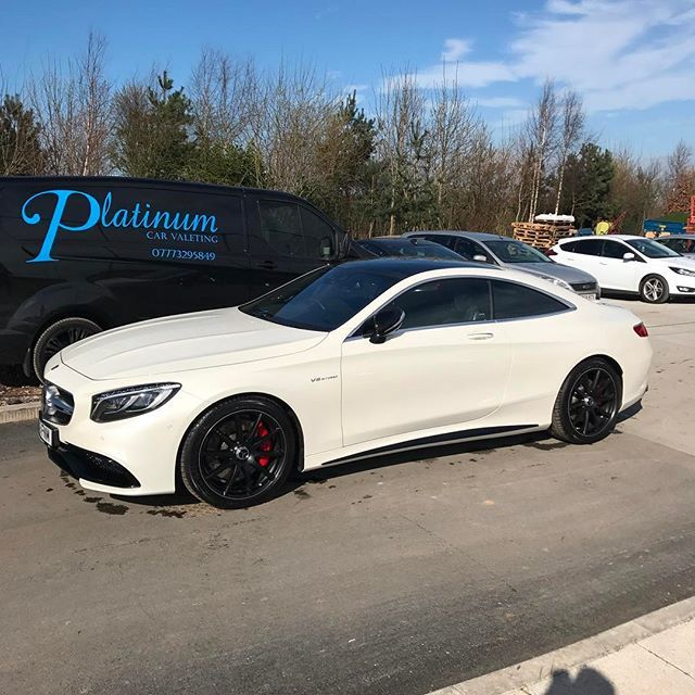 Instagram Media By Platinumcarvaleting Mercedes S Class Coupe