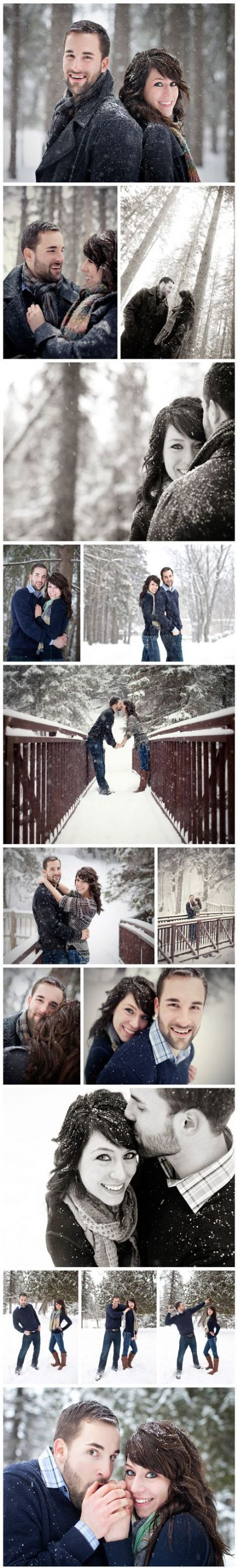 49  Ideas For Wedding Couple Winter Picture Ideas