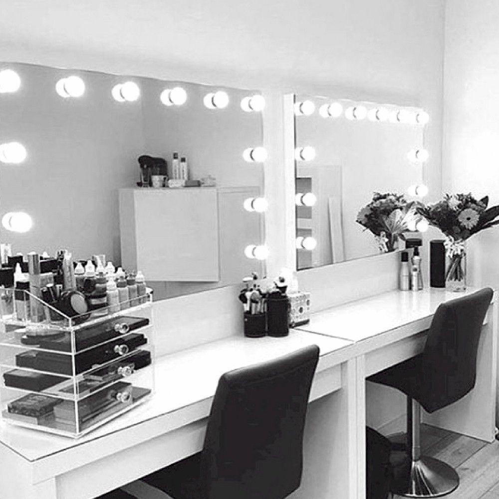Makeup Vanity Portable Makeup Collection Goals In 2019