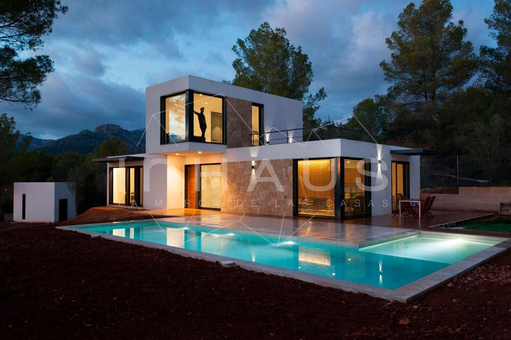Fotos de nuestras casas prefabricadas Casas, Moradia