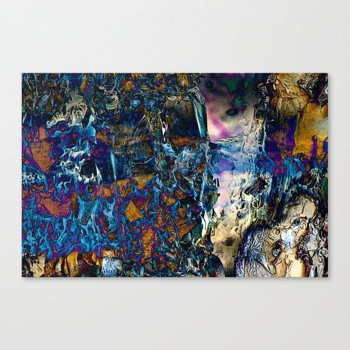 Dragon Pass canvas print by Stephen Linhart Frameless and