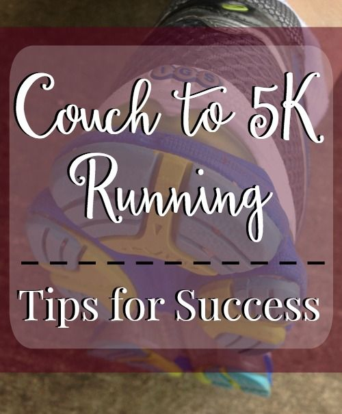 Couch To 5K Running Tips On How Succeed At A Using The C25K Program