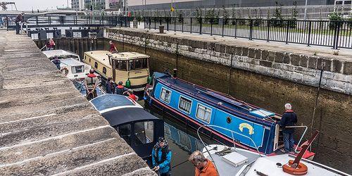Boats: IWAI Dublin Rally 2012 (Inland Waterways Association Of Ireland)