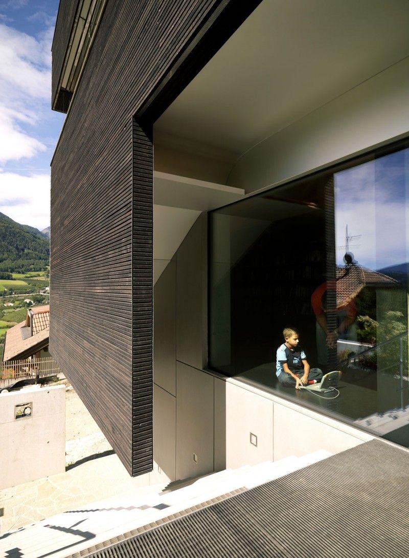 Haus D by PAUHOF Architekten | Novacella, Italy.