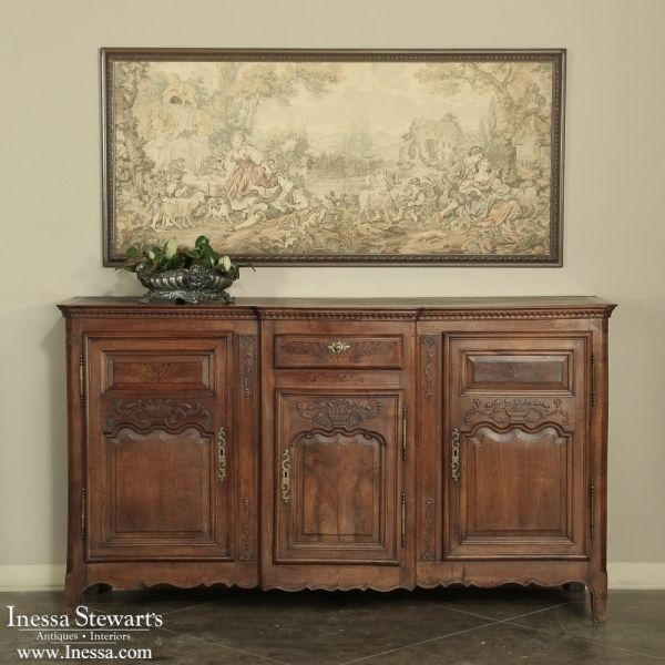Antique Furniture | Antique Buffets, Antique Sideboards | Country French  Buffets | 19th Century Country - Antique Furniture Antique Buffets, Antique Sideboards Country