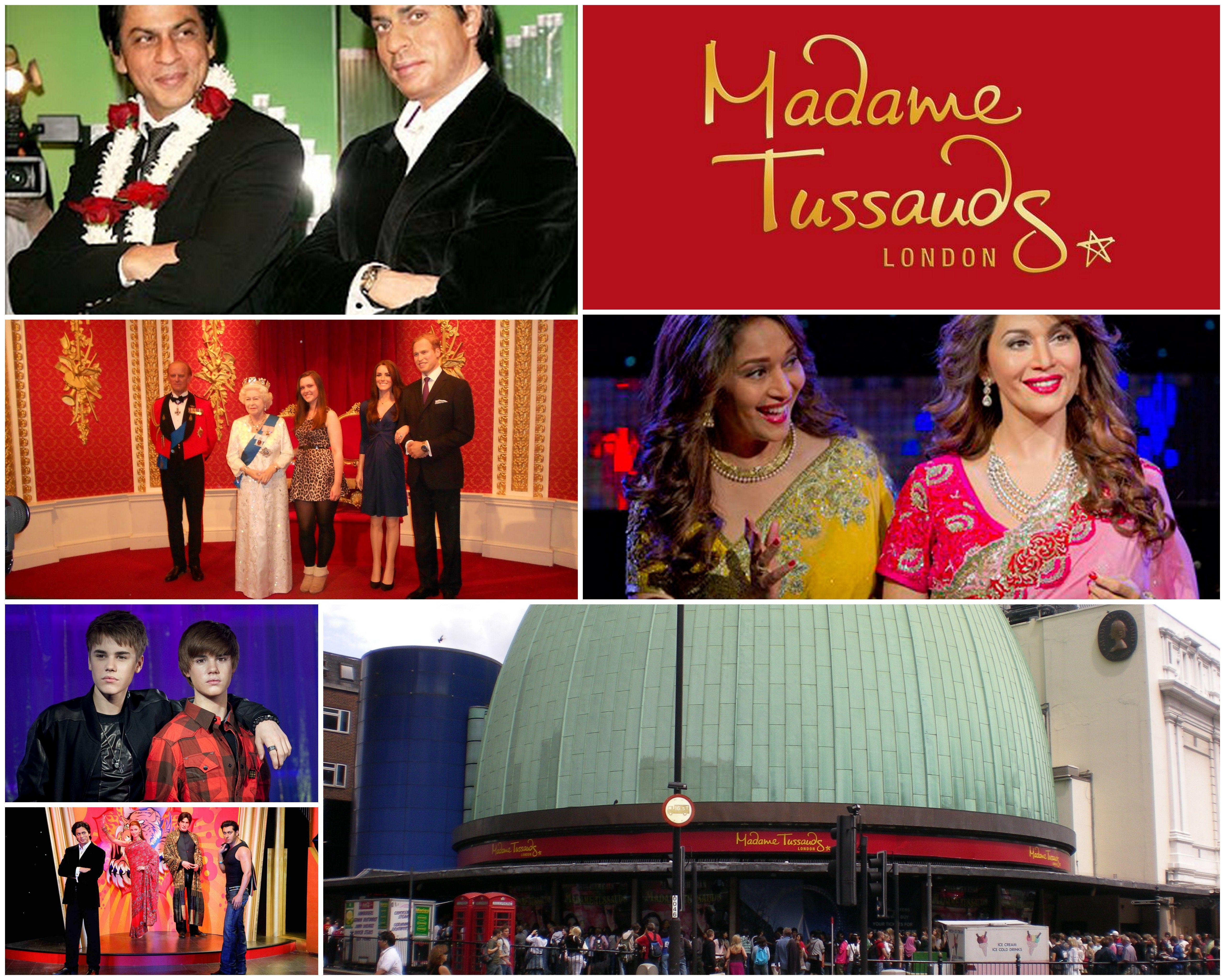 Oxford Street London London Tourist Guide Madame Tussauds Tussauds London