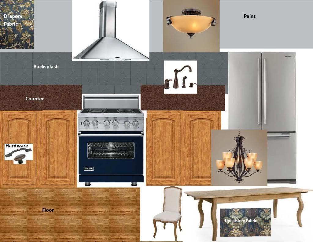 Design Around 9: Keeping the Golden Oak - Kitchens Forum ...