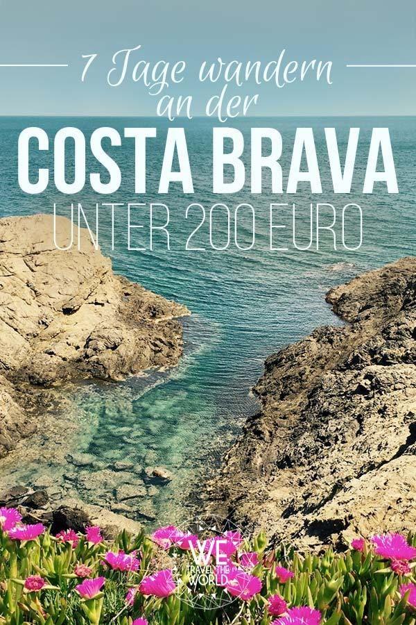 Costa Brava Mittellos ans Mittelmeer 7 Tage Wandern für