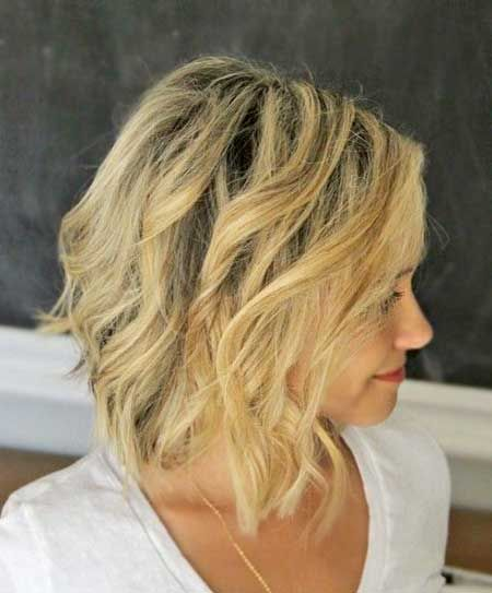 beachy waves for short hair beachy waves short hair and bob hairstyle. Black Bedroom Furniture Sets. Home Design Ideas