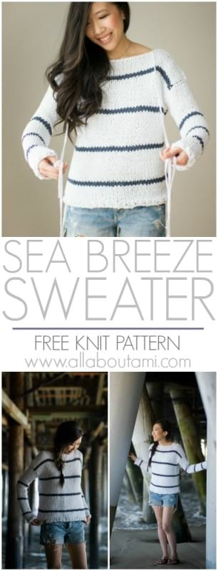 Photo of Sea Breeze Sweater