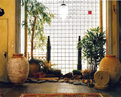 Small Bedroom Zen Design