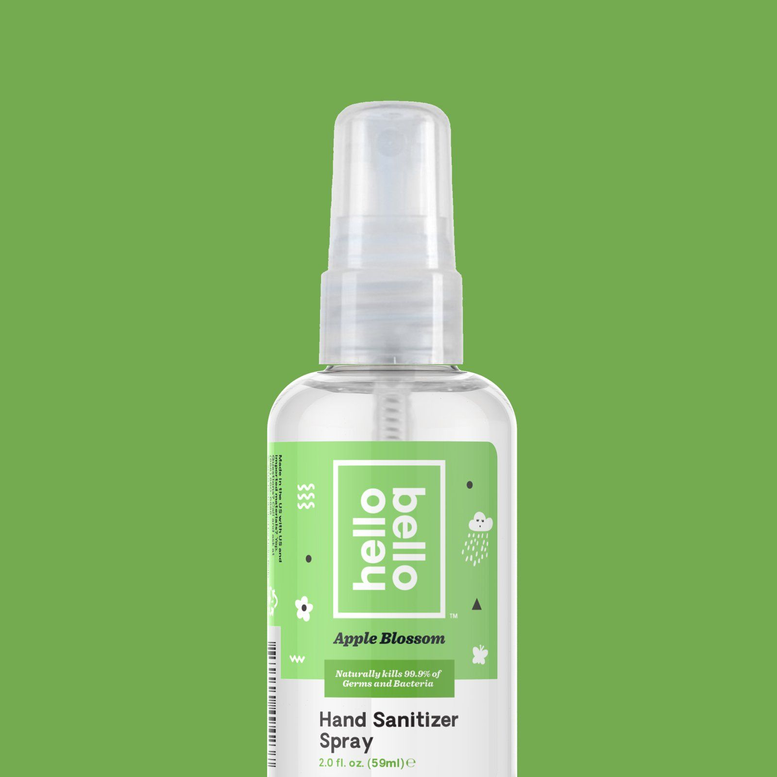 Our Sweet Citrus Hand Sanitizer Effectively Kills 99 9 Of Germs
