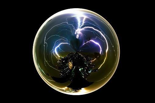 Hurricane Energy Power Orb Rare Opportunity In 2020 Hurricane Energy Elemental Powers Neutral Art