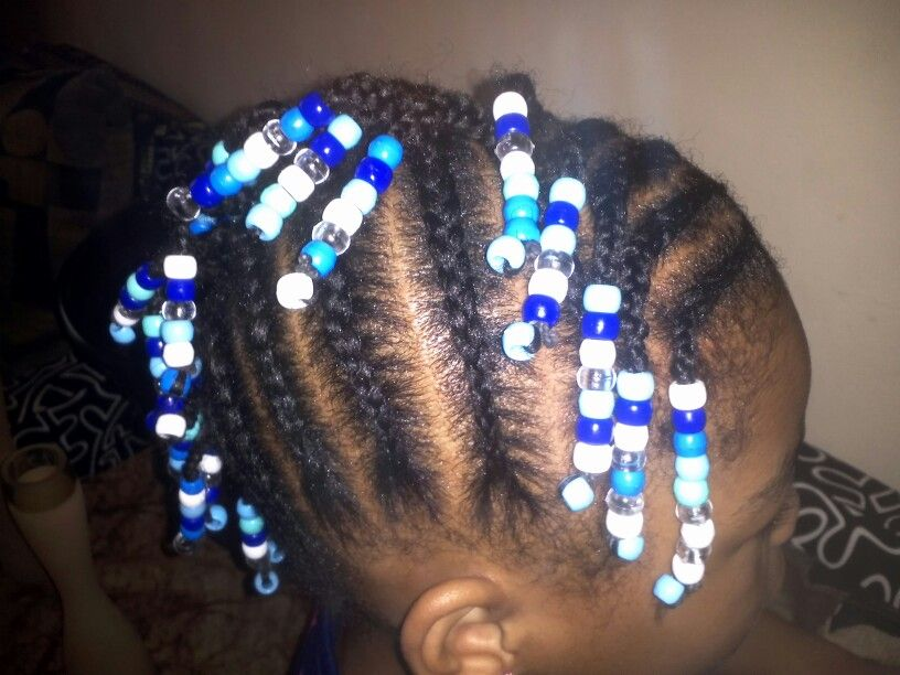 "Little girls ""fo-hawk"", #too cute!"