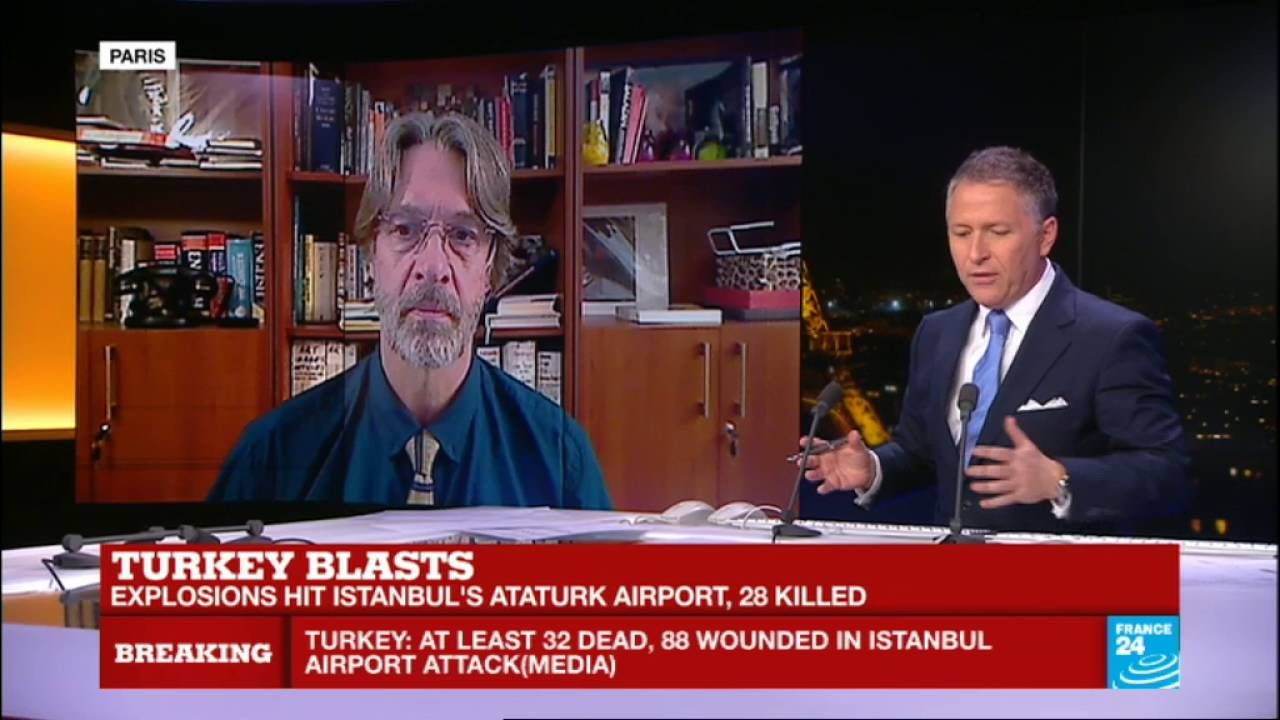 Istanbul Atatürk airport attack: government says 7 men were behind the a...