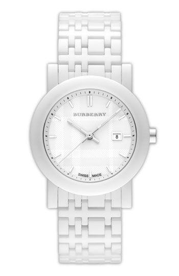 burberry ceramic watch
