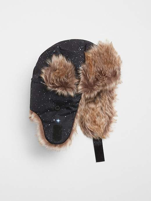 b5cd0b56eb1 Gap Boys Outerspace Trapper Hat Outer Space in 2018