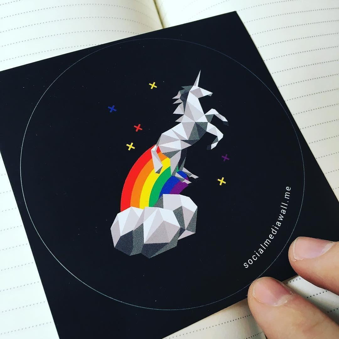 New #Unicorn Stickers!!!! #