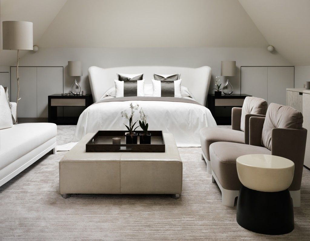 Kelly Hoppen Reshapes London Home Luxuo Pinteres
