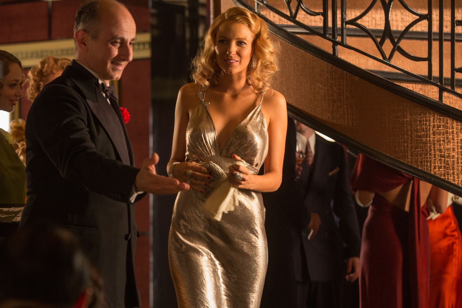How The 1930s Came To Life In Cafe Society Blake Lively Woody