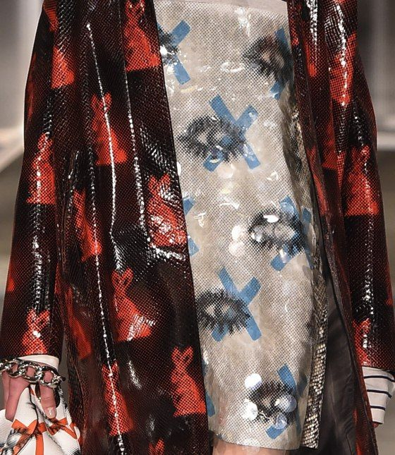 patternprints journal: PRINTS, PATTERNS, TEXTURES AND TEXTILE SURFACES FROM MENSWEAR S/S 2016 COLLECTIONS / MILANO CATWALKS Prada