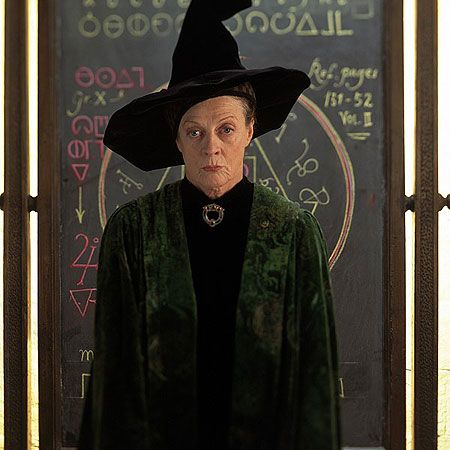 Maggie Smith As Minerva Mcgonagall When She Says Boom In The Last Movie I Laugh One Of My F Harry Potter Professors Always Harry Potter Harry Potter Love