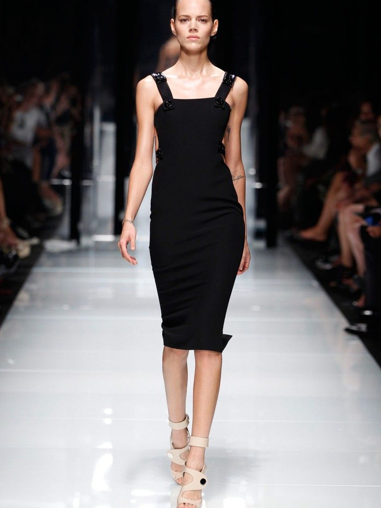 17c03a09e0b10b From the runway with Luv: The Little Black Dress edition | | lbd ...