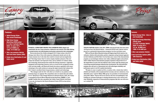 Internal Company Newsletter - Toyota on Behance 2 Newsletter - company newsletter