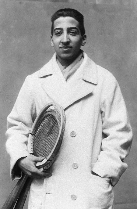 2e2a9c13fe2755 Rene Lacoste was a French tennis player and businessman. He was nicknamed