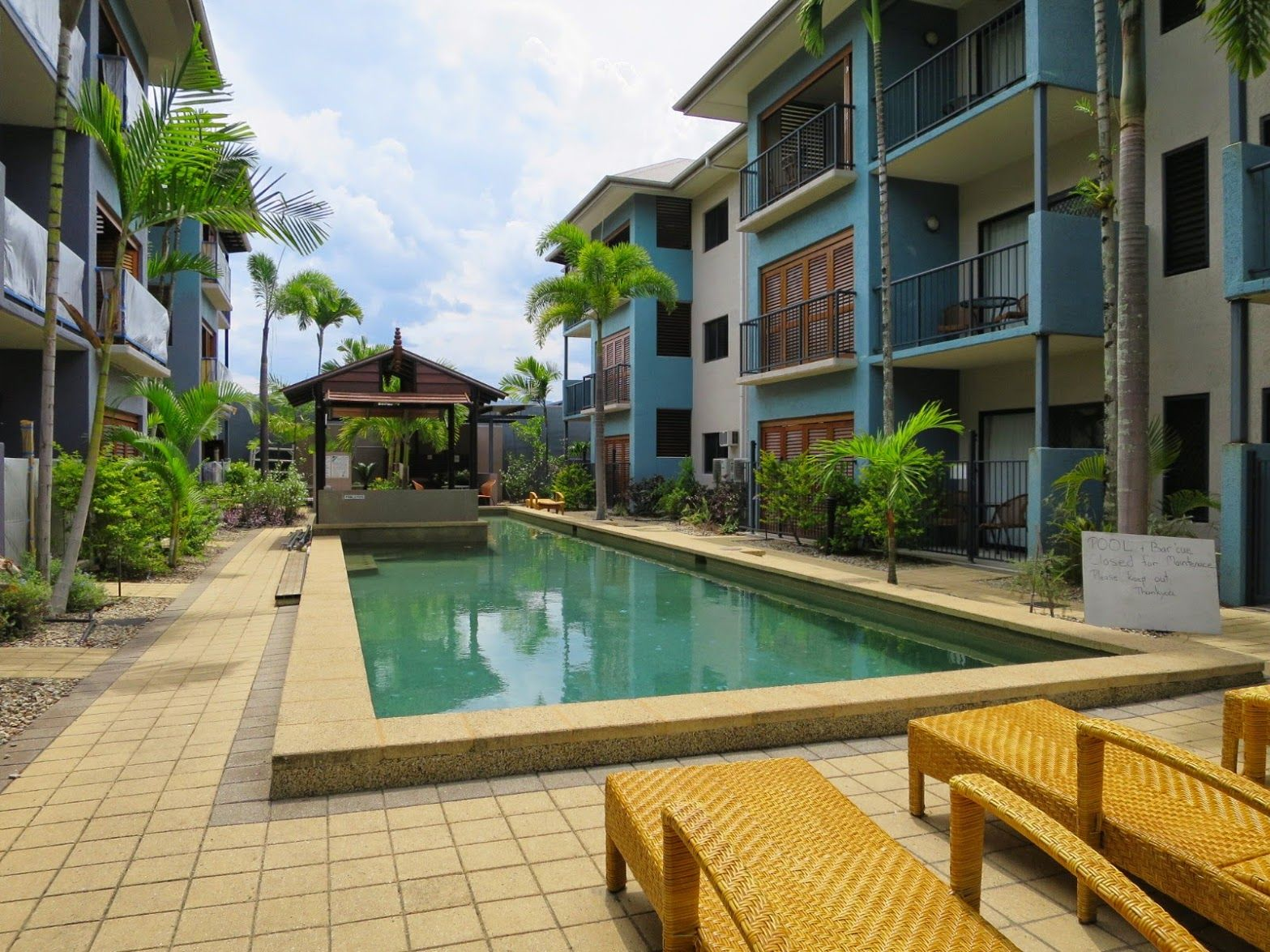 When you book luxury apartment accommodation in Cairns ...