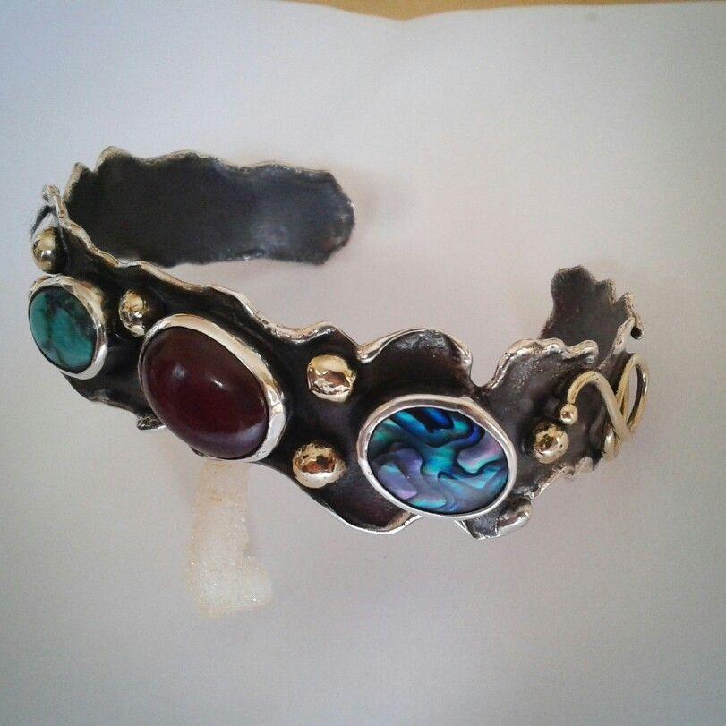 #silver #handmade #roberteskici # cuff