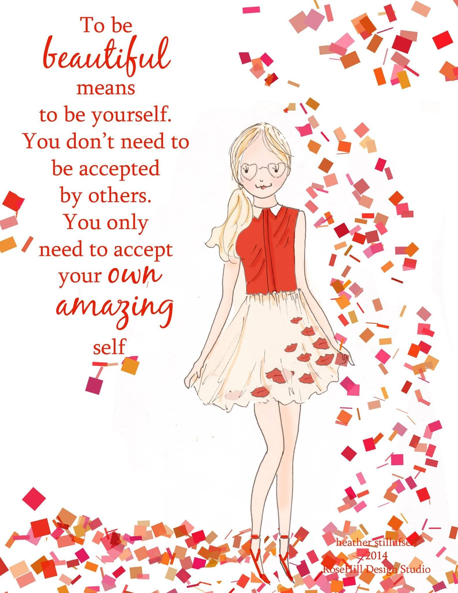 Good Quotes For Teens Good Quote To Live By  Cute Clipart & Illustrations