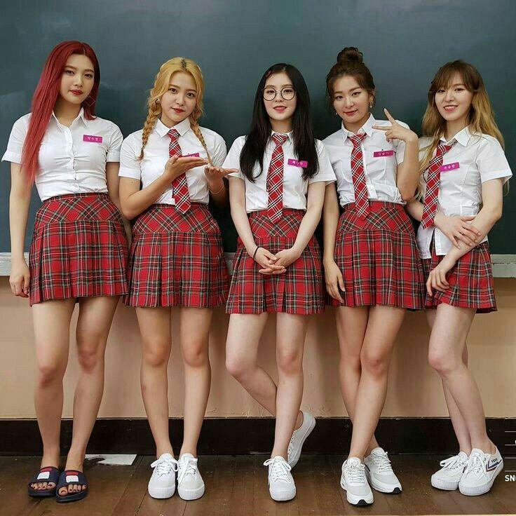 Red Velvet Fakestagram